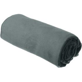 Sea to Summit Drylite handdoek Antibacterial L grijs